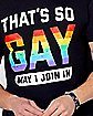 That's So Gay T Shirt