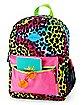 Rainbow Cheetah Print Backpack - Dickies