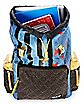 Harley Quinn Built Up Backpack - Birds of Prey