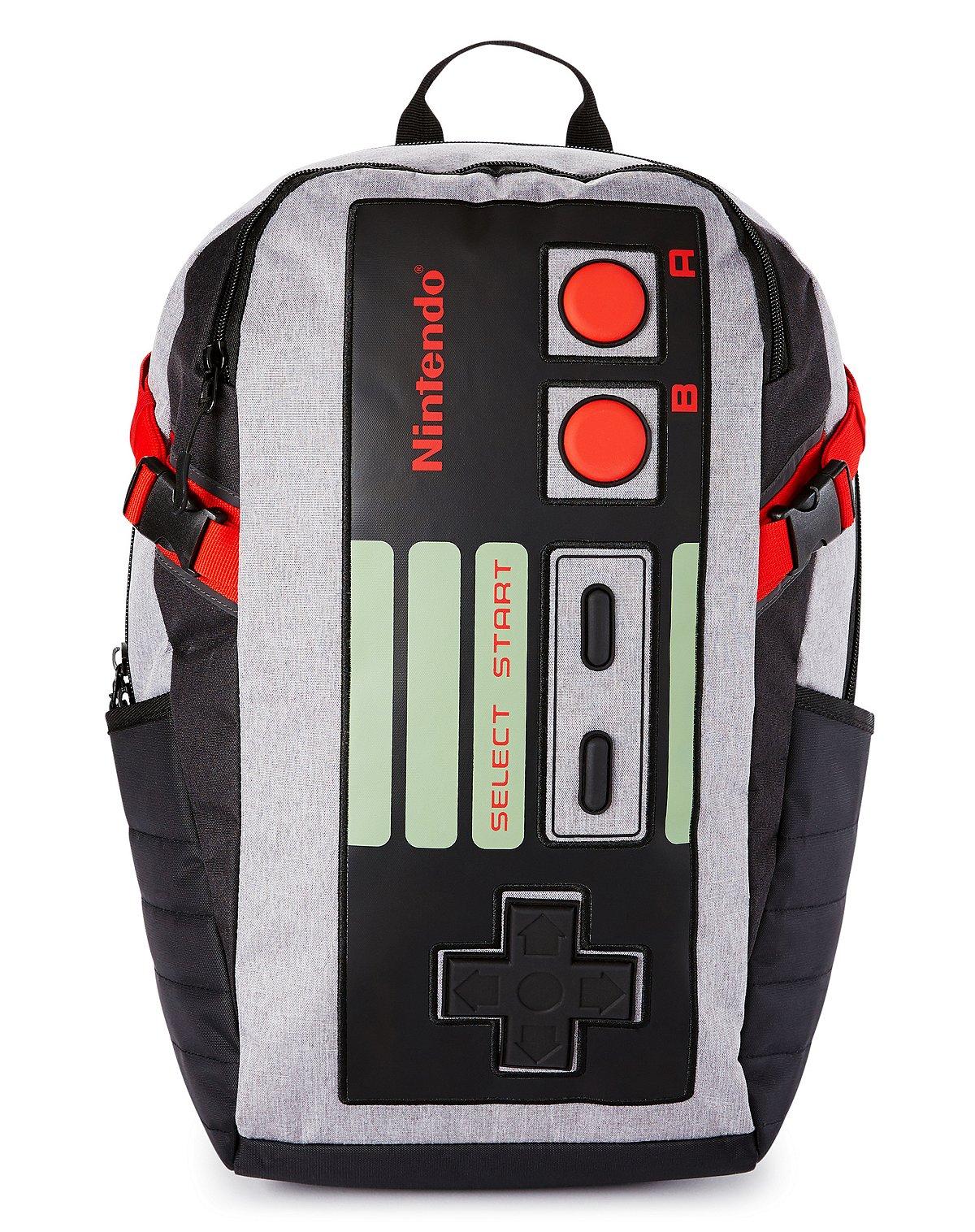 NES Controller Backpack