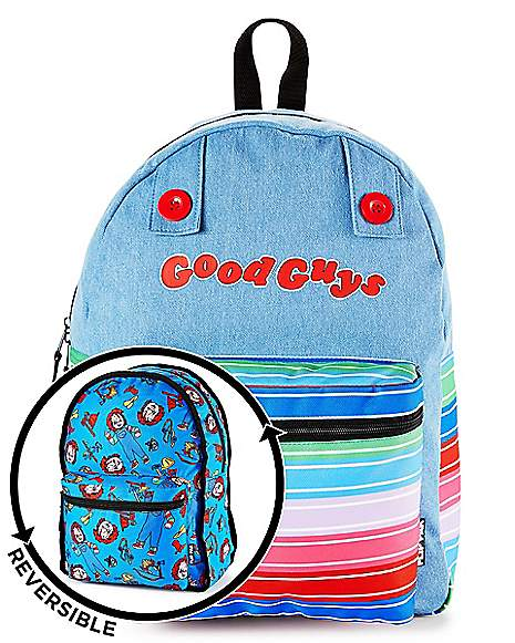 New Bioworld Good Guys Chucky Backpack