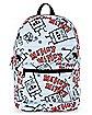 Me Hoy Minoy DoodleBob Backpack - SpongeBbb SquarePants