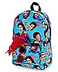 Saved by the Bell Character Backpack