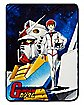 Mobile Suit Gundam Fleece Blanket