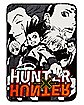 Hunter X Hunter Fleece Blanket
