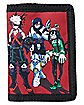 Group My Hero Academia Trifold Wallet with Lanyard