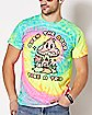 Take a Trip Tie Dye T Shirt