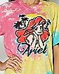 Airbrush Ariel T Shirt – Little Mermaid
