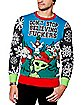 Don't Stop Believing Ugly Christmas Sweater