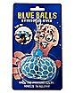 Blue Balls Keychain
