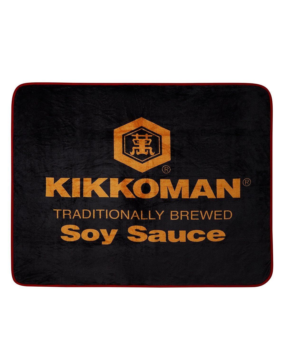 Kikkoman Fleece Blanket