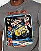Telekinesis for Beginners T Shirt - Steven Rhodes