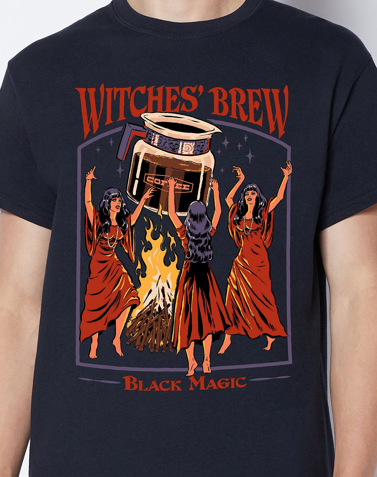 Witches Brew T Shirt
