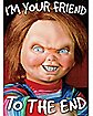 Chucky 500 Piece Puzzle - Child's Play