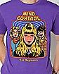 Mind Control T Shirt - Steven Rhodes