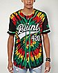 420 Rasta Baseball Jersey