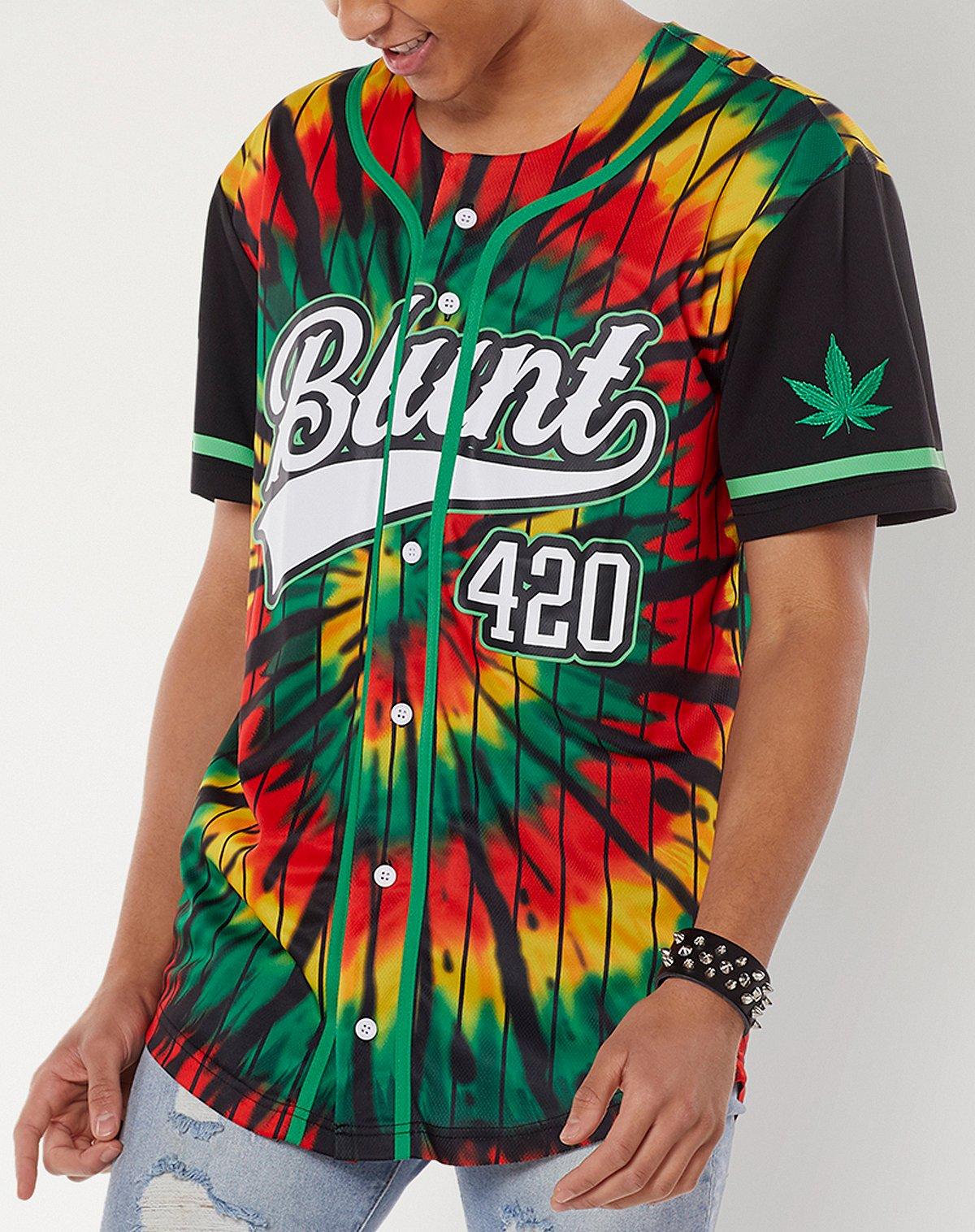 420 Rasta Jersey
