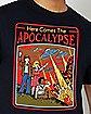 The Apocalypse T Shirt - Steven Rhodes