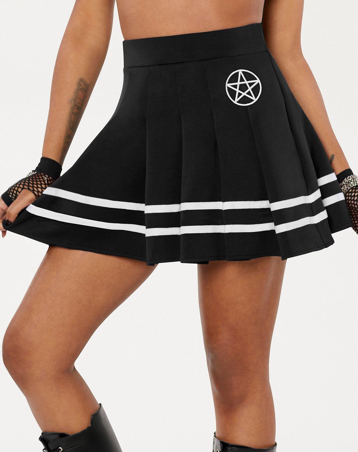 Pentagram Cheer Skirt