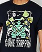 Gone Tripping T Shirt