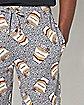 Maruchan Instant Noodles Pajama Pants