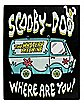 Mystery Machine Fleece Blanket – Scooby-Doo