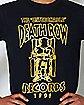 Untouchable Death Row Records Long Sleeve T Shirt