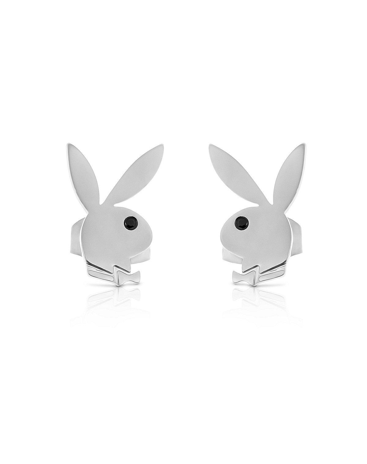 Playboy Stud Earrings