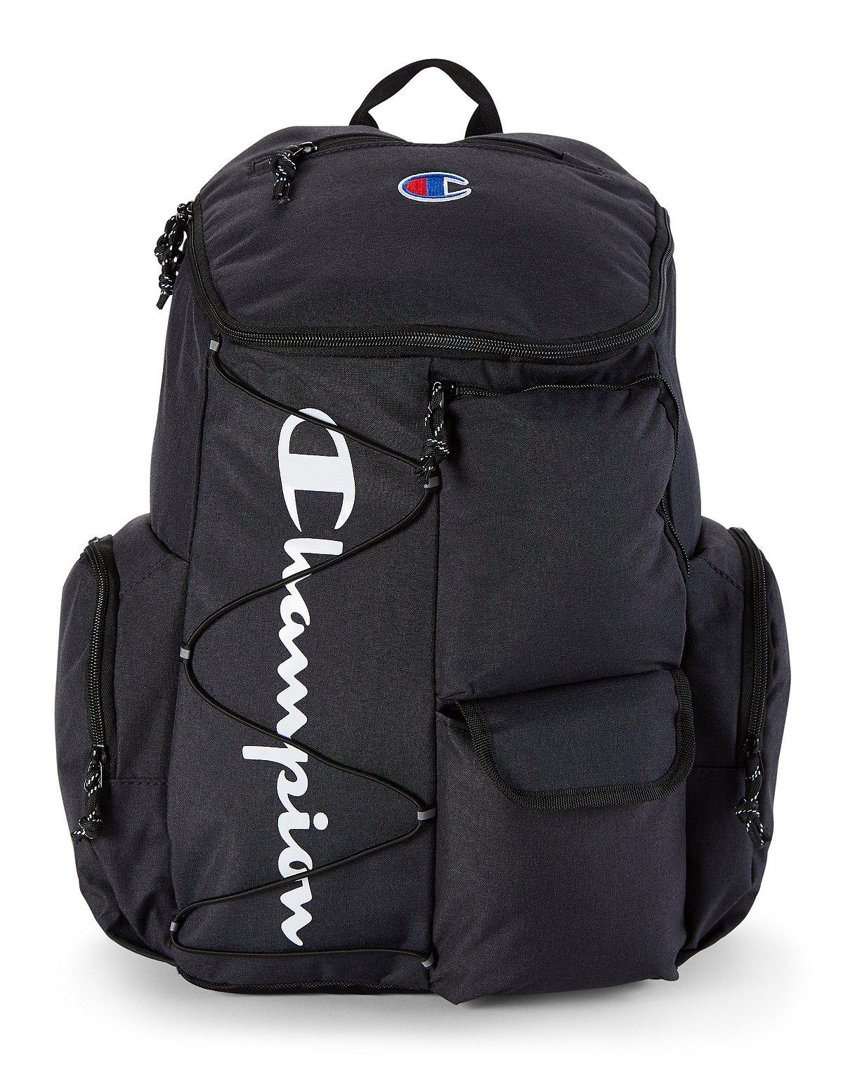 Black Utility Backpack - Champion