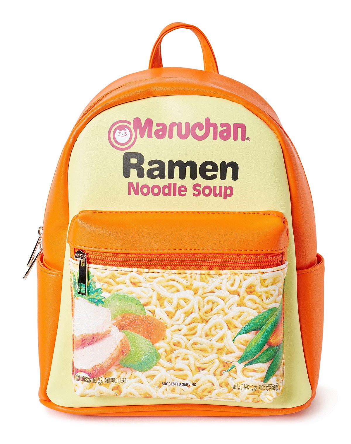 Ramen Mini Backpack