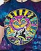 Tie Dye Cheshire Cat T Shirt