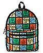 Reversible Avatar The Last Airbender Backpack