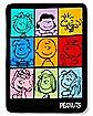 Peanuts Characters Fleece Blanket