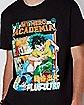 Deku and Friends T Shirt - My Hero Academia