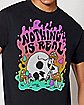 Nothing Is Real T Shirt