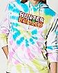 Tie Dye Hunter x Hunter Hoodie