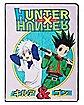 Gon and Killua Fleece Blanket - Hunter x Hunter