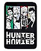 Group Character Hunter x Hunter Fleece Blanket