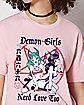 Demon Girls Need Love Too T Shirt