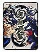 Jujutsu Kaisen Fleece Blanket