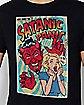 Oh My Satanic Panic T Shirt