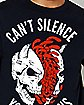 Can't Silence Your Demons T Shirt - Liar Club