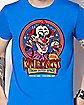 Killer Klowns from Outer Space T Shirt - Steven Rhodes