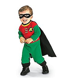 Baby Robin Costume - DC Comics Teen Titans