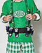 Adult Party Drinking Leprechaun Costume