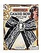 Steampunk Cameo Hair Bow Clip