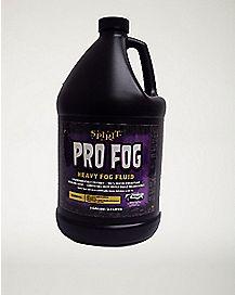Heavy Fog Machine Fluid - Gallon