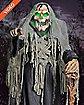 6 Ft Pestilence Smoldering Reaper Animatronics - Decorations