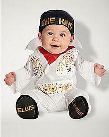 Baby One Piece Elvis Costume - Elvis