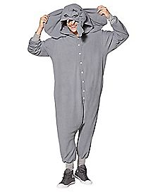 Adult Elephant One Piece Costume
